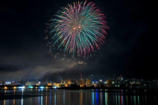 潮祭り 花火大会
